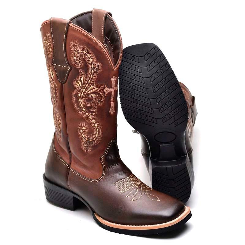 f4d3256e16143 bota-feminina-importada-ircle-g-cross-embroidered-cowgirl-boots-bico-quadrado  botas country importadas femininas 6fbe76e2ca8e7d62aeab9295307a6e49