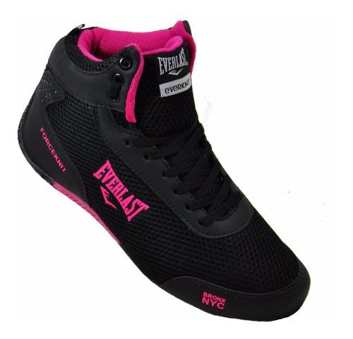 bota feminina tênis academia fitness boxe frete grátis f