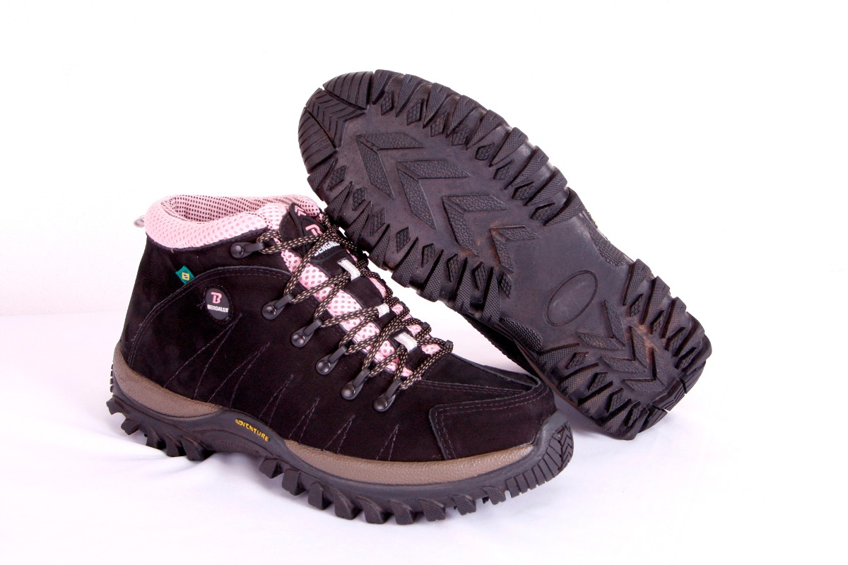 0c0548afe2 bota feminina tênis adventure coturno trilha jipe couro. Carregando zoom.