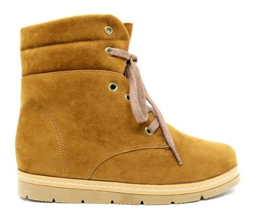 bota feminina ugg de pelo 100% forrada ideal para neve