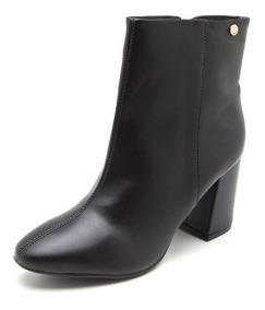 5826e44fe Botas Via Uno 2017 Ankle Boots - Calçados, Roupas e Bolsas com o ...
