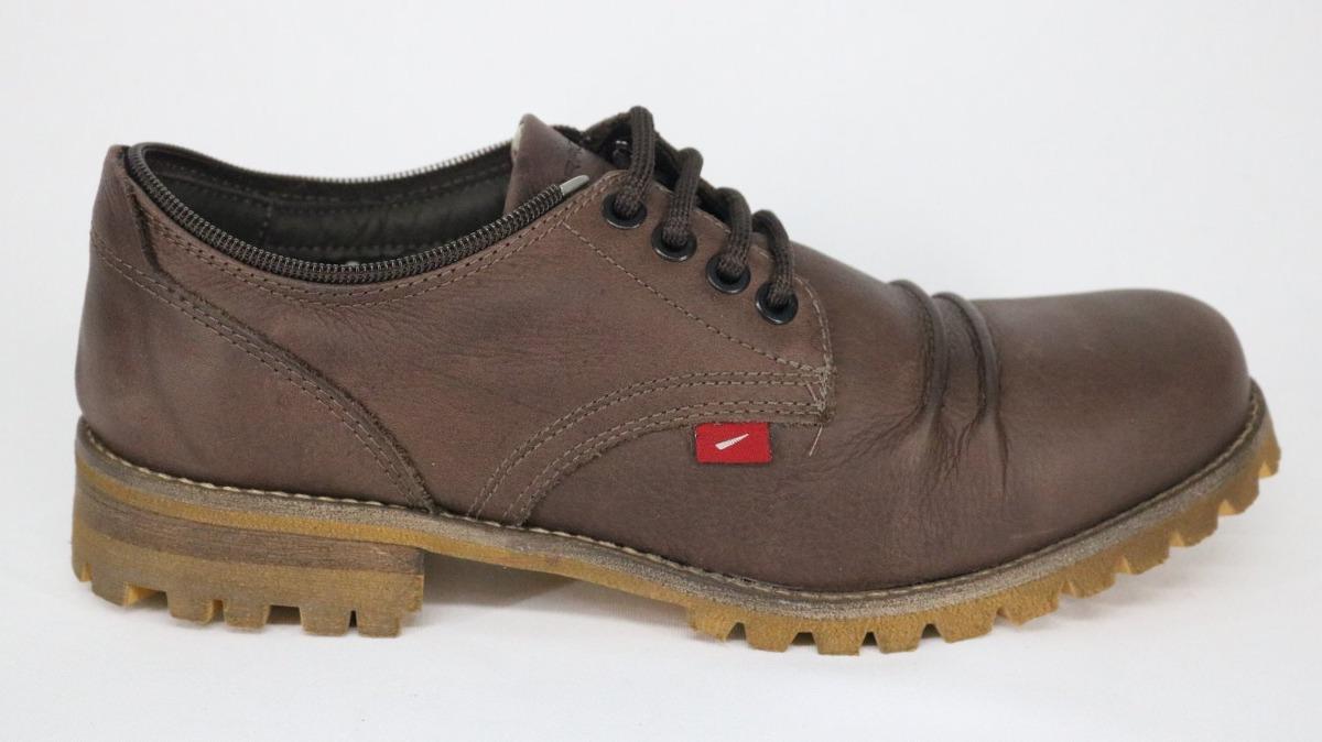 ... 11901381fa0 bota ferracini 24h couro cano removível marrom - 38 -  marrom. Carregando zoom. 6b4210631778c