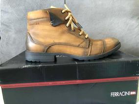 01f4050af Coturno Masculino Caramelo Ferracini - Calçados, Roupas e Bolsas no ...