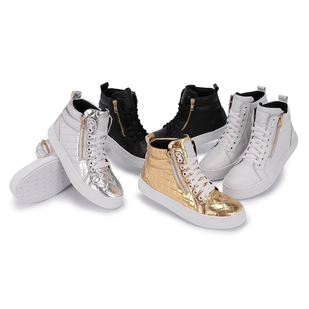 5394ba853 Bota Fitness Feminina P  Academia Selten B2 Sneaker!!! - R  99