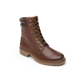 Bota Flexi Country Dama 37808 Café