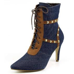 ae1e5a0865 Sapato Flor Da Pele Feminino Botas - Sapatos no Mercado Livre Brasil