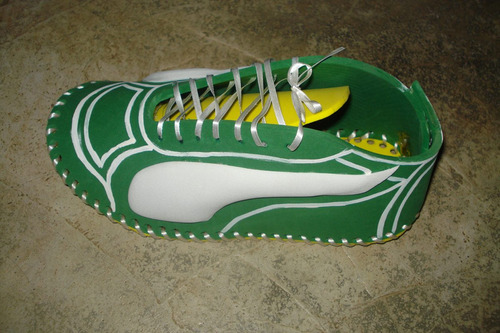 bota futbol