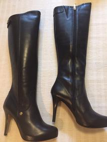 0f5e5852ad4d7 Botas De Cuero Largas Gacel - Vestuario y Calzado en Mercado Libre Chile