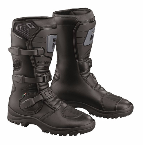 bota gaerne adventure impermeavel big trail  bmw triumph