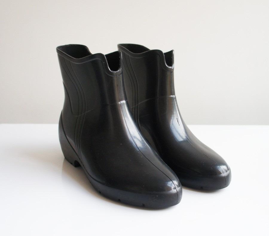 16d4fabd1c3 bota galocha 100% impermeável borracha pvc feminina. Carregando zoom.