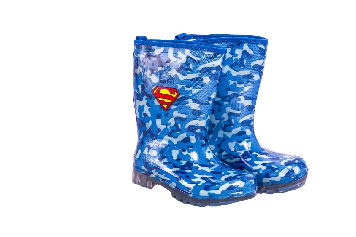 171c6944263 Bota Galocha Camuflada Superman - Alpargatas Viva La Lívia - R  35 ...