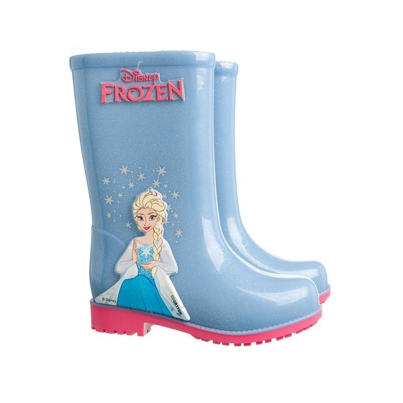 4056035bc86 bota galocha infantil frozen dreams 21561. Carregando zoom.
