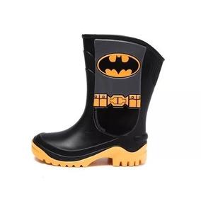 2969c8ccb0e Galocha Infantil Batman Meninos Botas - Calçados