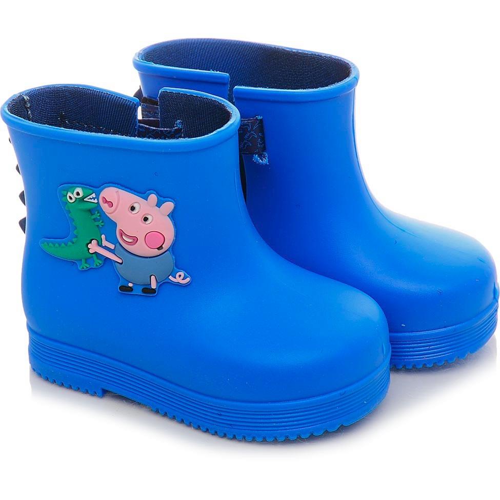 f462ec8f9d2 bota galocha infantil personagem azul - grendene kids. Carregando zoom.