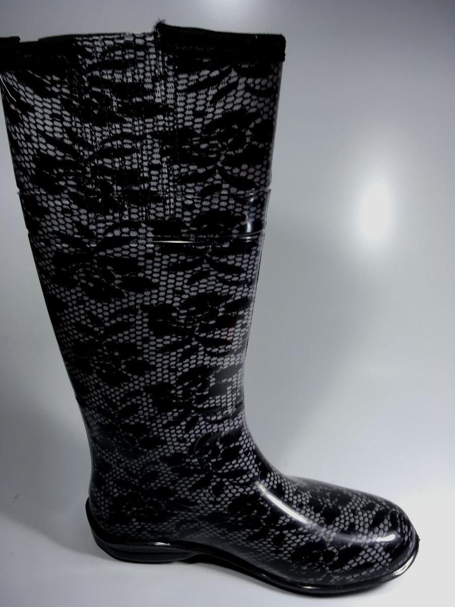 d19b7ee81da bota feminina galocha pat estilo montaria impermeável. Carregando zoom... bota  galocha pat. Carregando zoom.