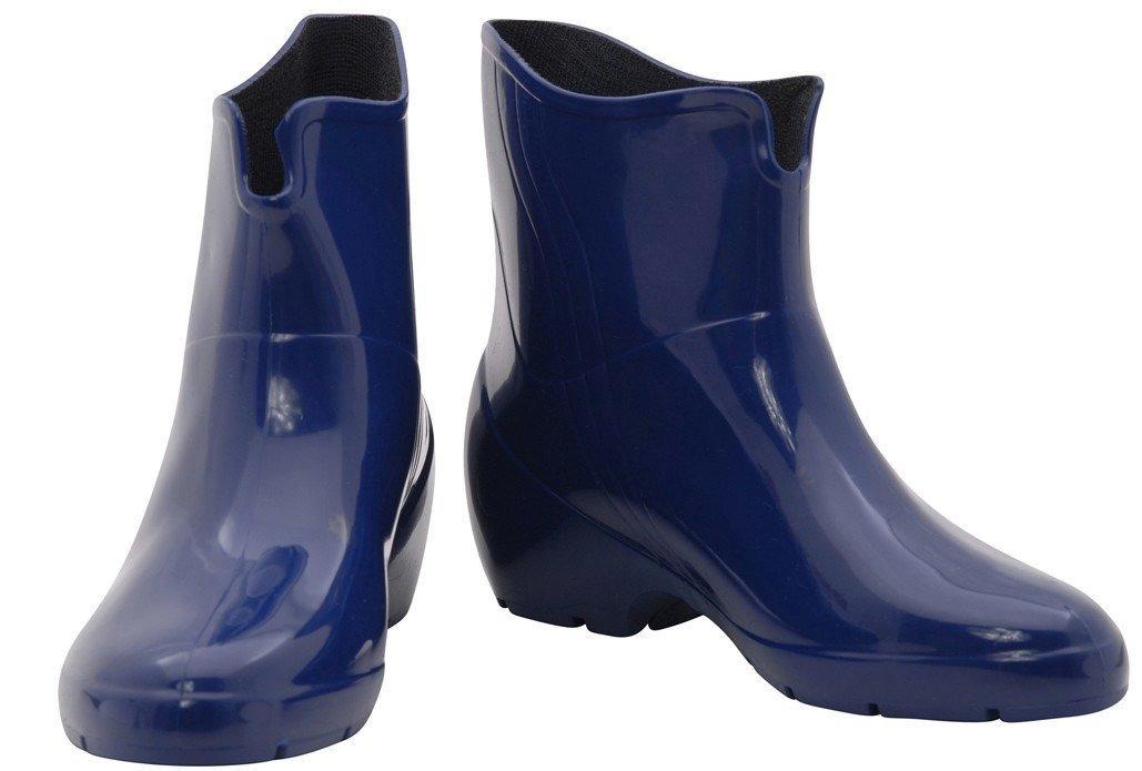 b0ec1188ae9 bota galocha borracha feminina chuva limpeza pat curta · bota galocha pat. Carregando  zoom.