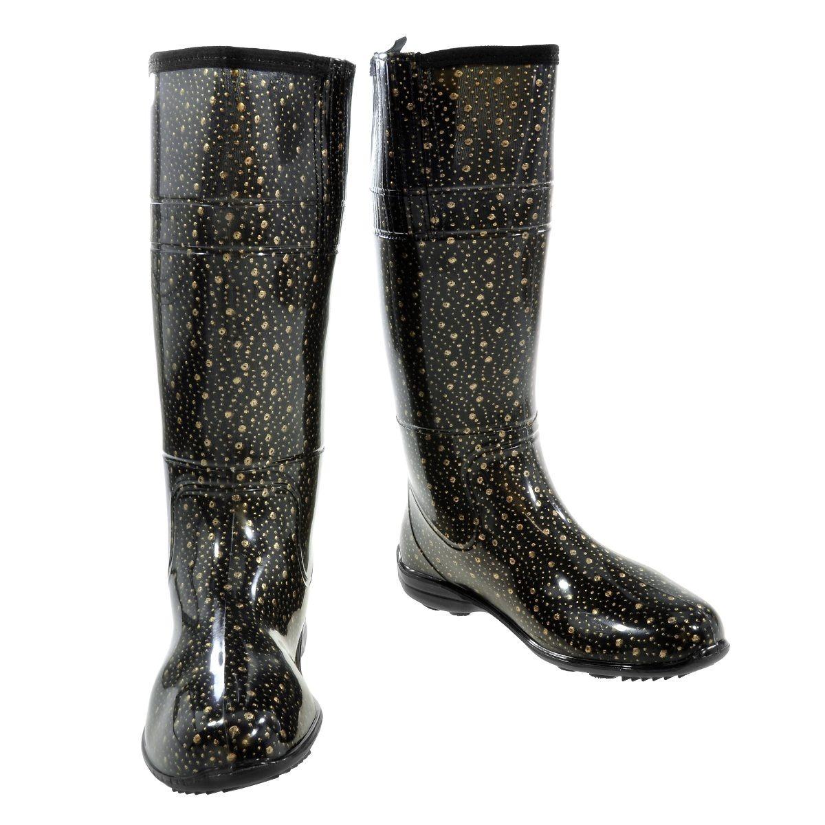 b26112ae1ad bota feminina galocha pat estilo impermeável montaria · bota galocha pat. Carregando  zoom.