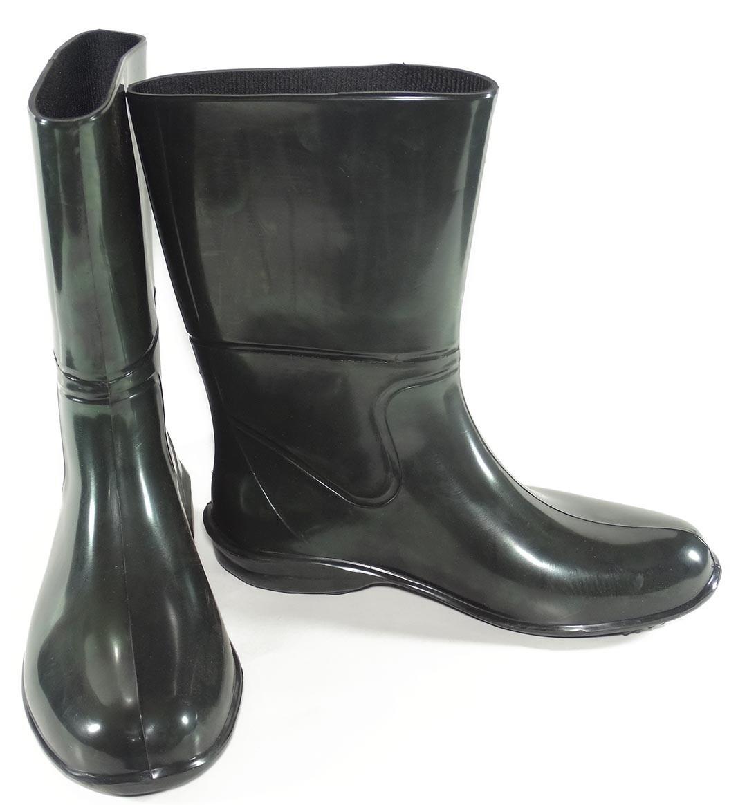 a1296fb3aa6 bota galocha feminina pat jardim cano media limpeza 30062. Carregando zoom...  bota galocha pat. Carregando zoom.