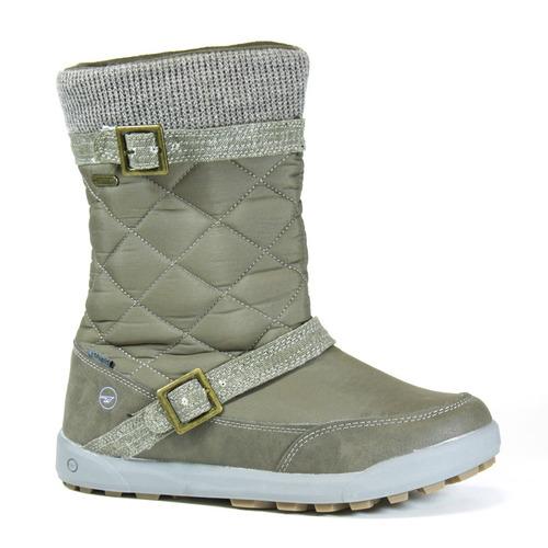 bota hi tec freemont 200 nieve impermeable mujer trekking