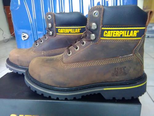 bota hiker caterpillar holton 3m43 para caballero