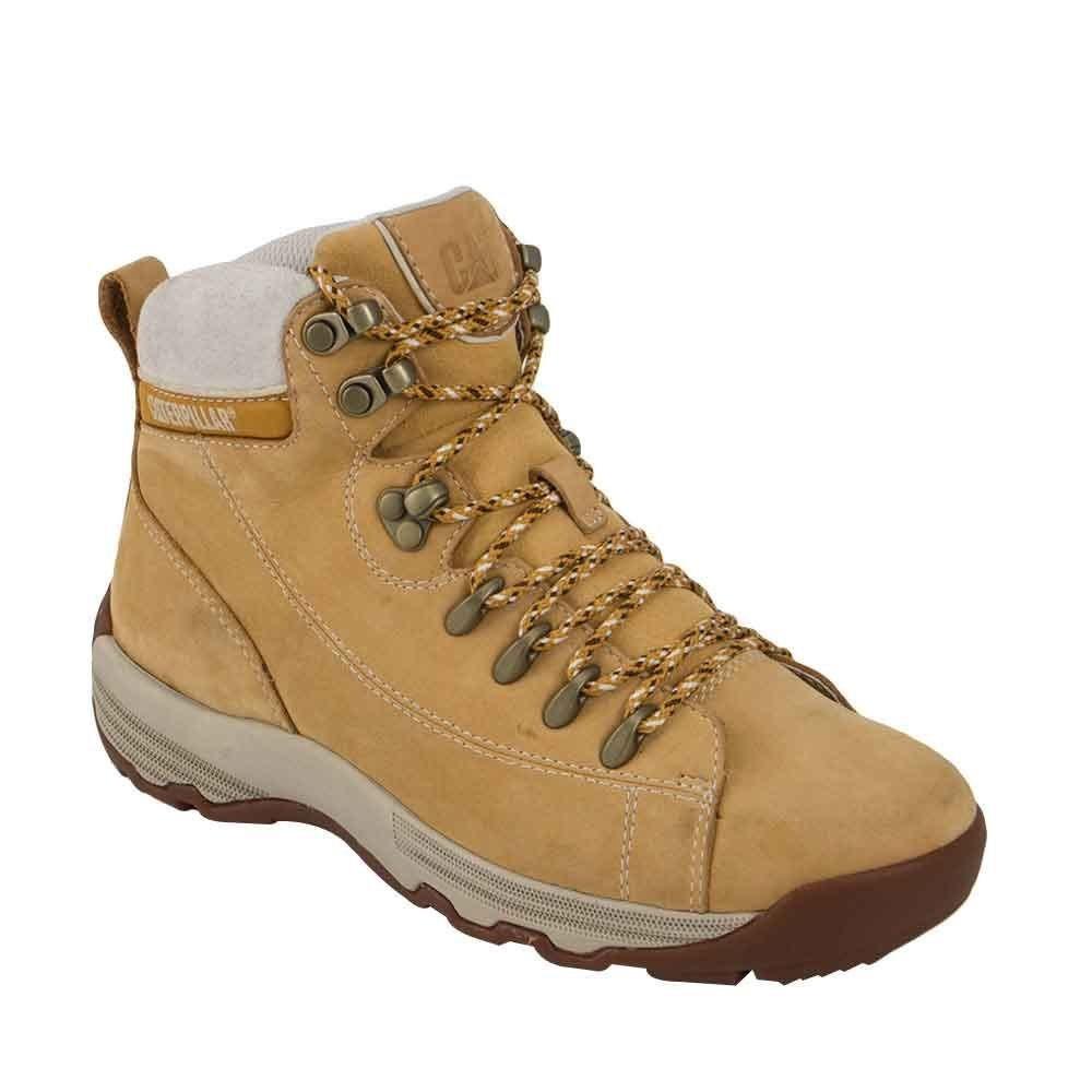 f47ca352543 bota hiker dama-mujer caterpillar color miel piel nx899 a. Cargando zoom.
