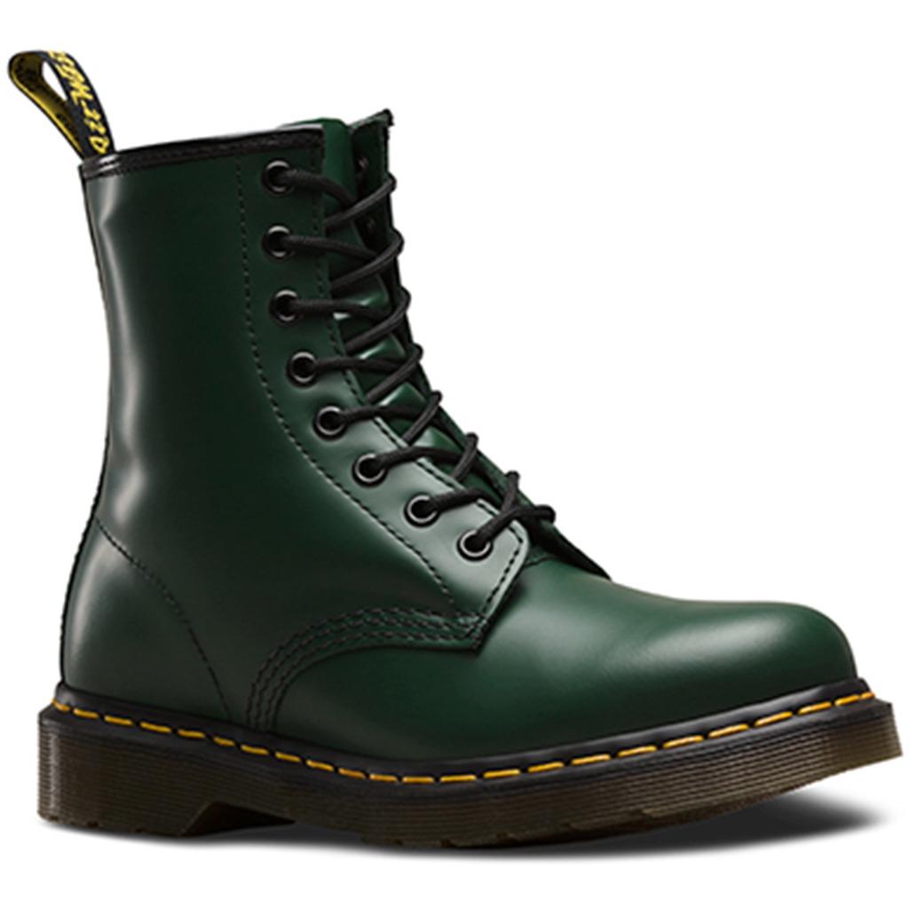 723c3f36a58 bota hombre 1460 green smooth verde dr. martens. Cargando zoom.