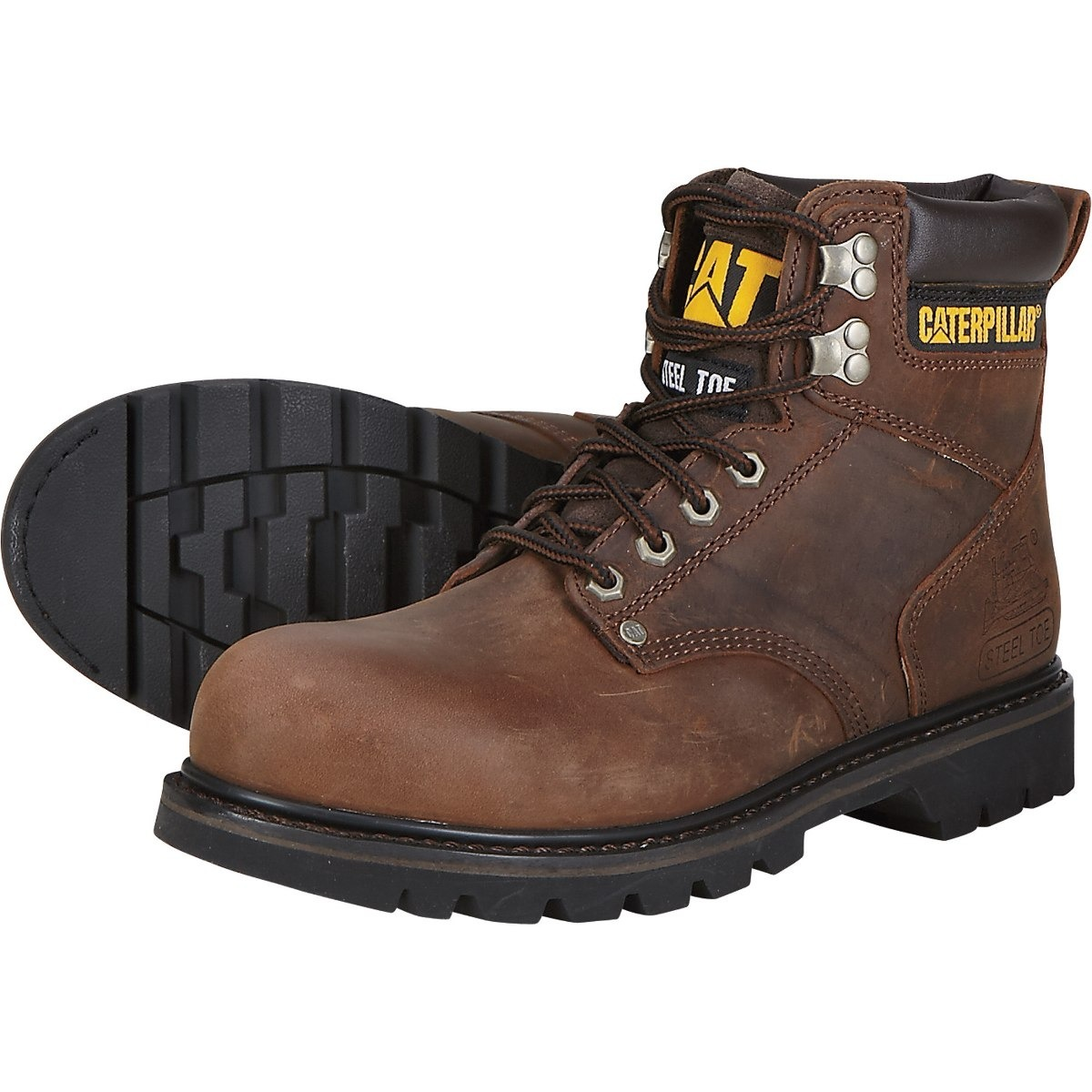bota hombre second shift caterpillar con casquillo unico par. Cargando zoom. 5e455c5d43c