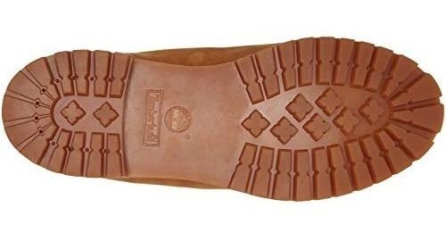 bota impermeable premium de 6 pulgadas timberland para ho