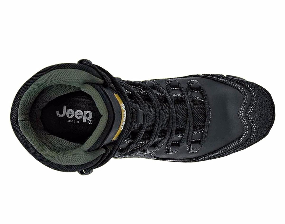 fdf1fcd20b9 bota industrial con casquillo acero jeep 5113 gratis envio. Cargando zoom.