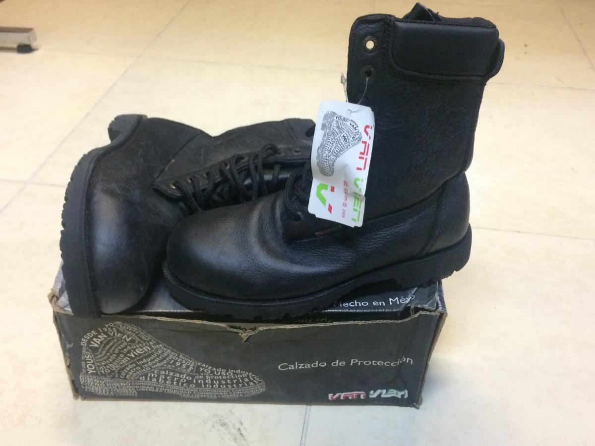 ba20a755930 Bota Industrial Van Vien Negro Para Caballero - $ 700.00 en Mercado ...