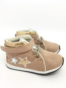 8ed201b991 Cano De Onix 2,5 Tamanho 20 - Sapatos 20 Marrom-claro com o Melhores ...