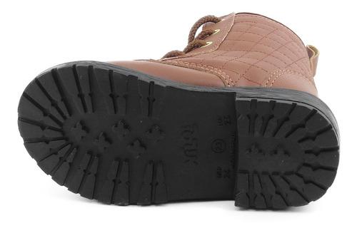 bota infantil de criança feminina botinha menina cano curto