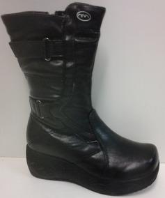 45611830e Sapato Dourado Dakota Anabela Botas Parana Londrina - Botas com o ...