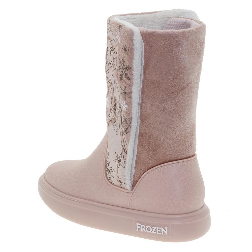 f601ed908c8 bota infantil feminina frozen snowland rosa grendene kids -. Carregando  zoom.