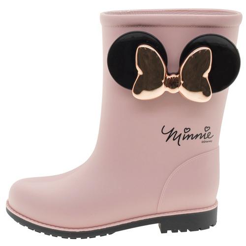 98c296eda Bota Infantil Feminina Minnie Fashion Rose Grendene Kids - 2 - R  59 ...