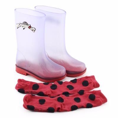 c8dec819df2 Bota Infantil Feminina Miraculous Ladybug Grendene Kids - R  69