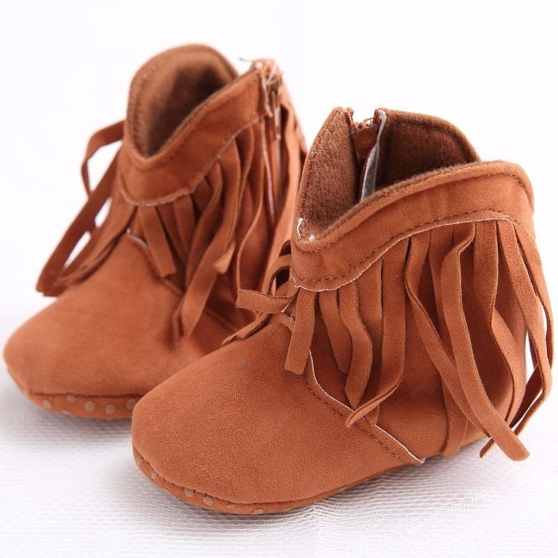 cee197a1ba0 bota infantil franjas importada menina pronta entrega. Carregando zoom.