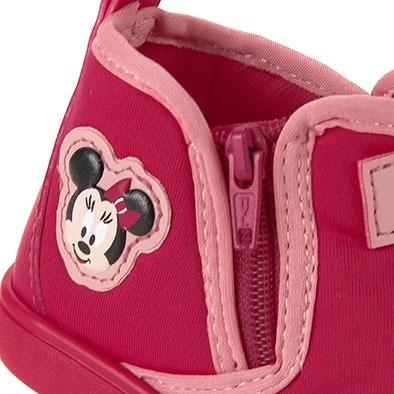223e9e144fa Bota Infantil Grendene Disney Minnie - 17 Ao 26 - Rosa - R  149