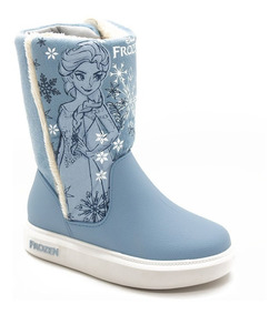bca332a63d Bota Infantil Frozen Original - Botas para Meninas com o Melhores Preços no  Mercado Livre Brasil