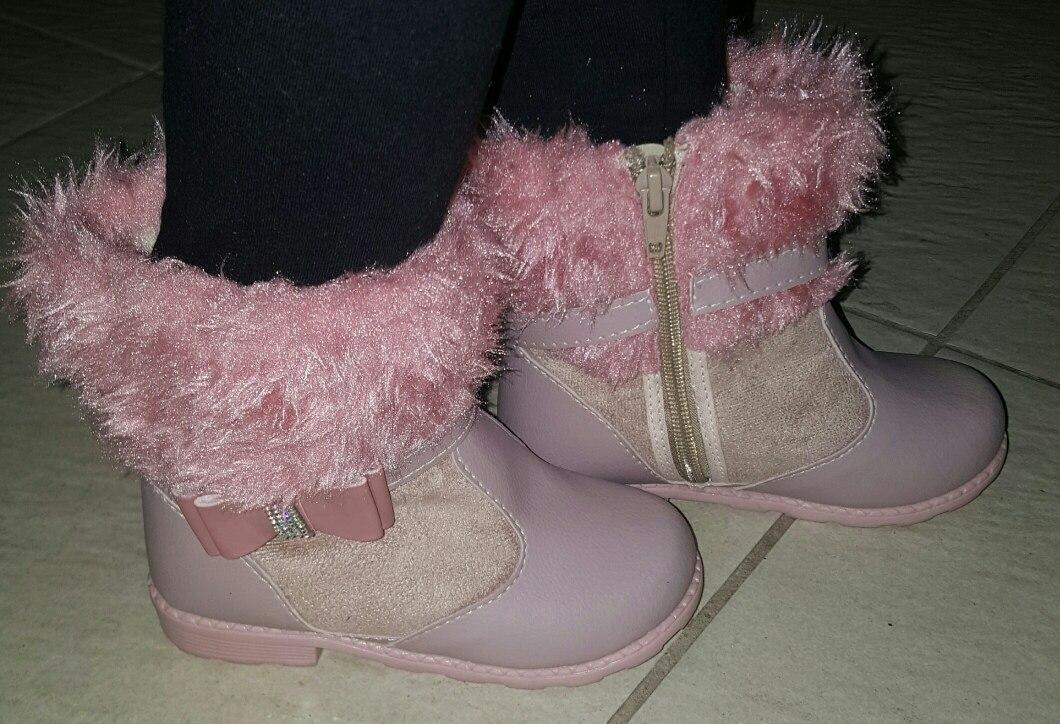 8bab95a8da7 bota infantil menina pronta entrega. Carregando zoom.