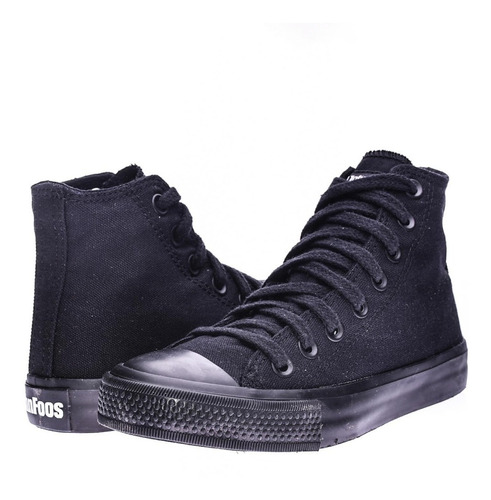 bota john foos classic totally black