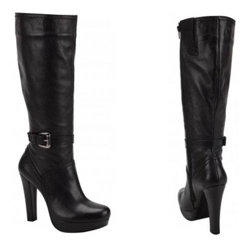 bota larga de vestir seducta 9041 id 147176 negro dama