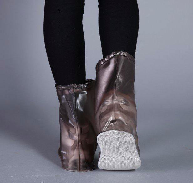6fbb88f412b bota impermeable para lluvia agua protector d zapatos tenis. Cargando  zoom... bota lluvia zapatos