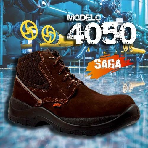 bota marca saga modelo 4050