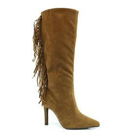 e032bc7f73d Sapato Pontal Calçados Feminino Vizzano - Botas Femininas Vizzano com o Melhores  Preços no Mercado Livre Brasil