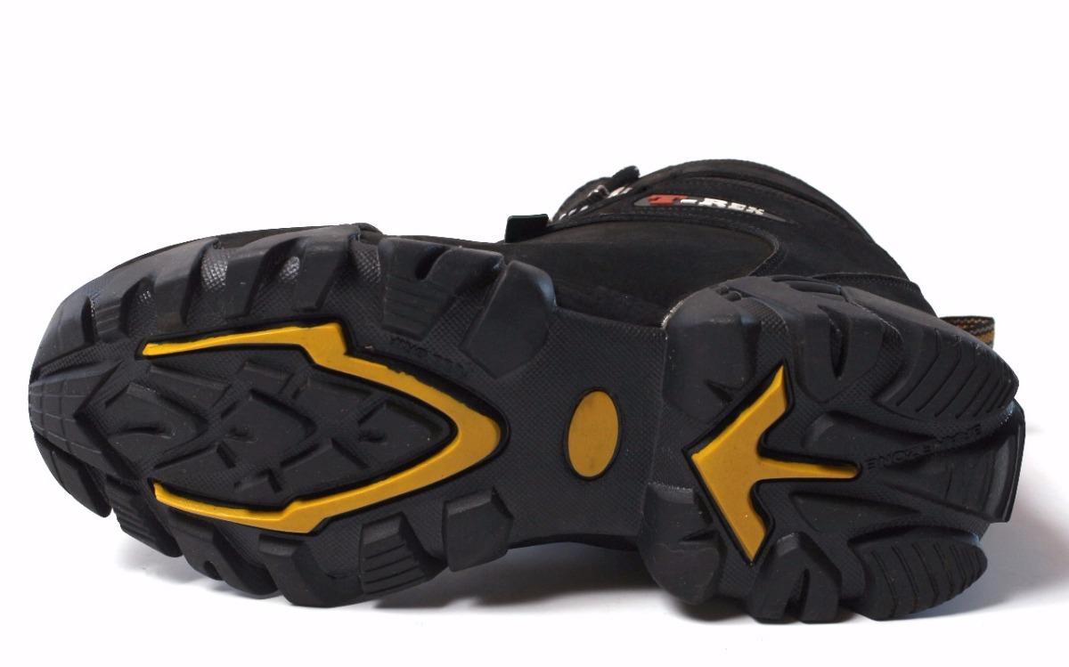 5455b1c0536 bota masculina coturno em couro impermeável trilha moto luxo. Carregando  zoom.