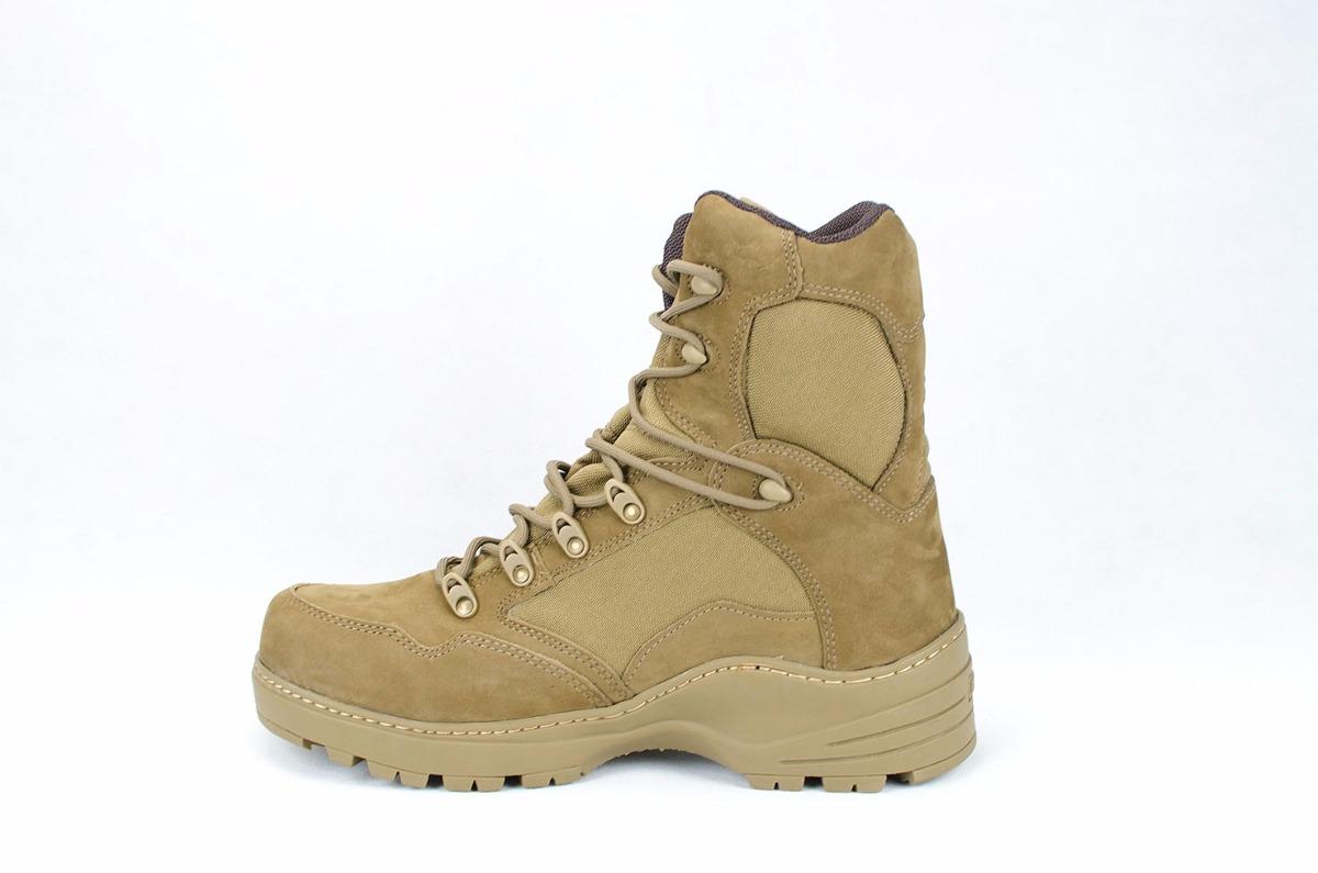cb80de1634 bota masculina coturno militar combat - coyote - airstep. Carregando zoom.