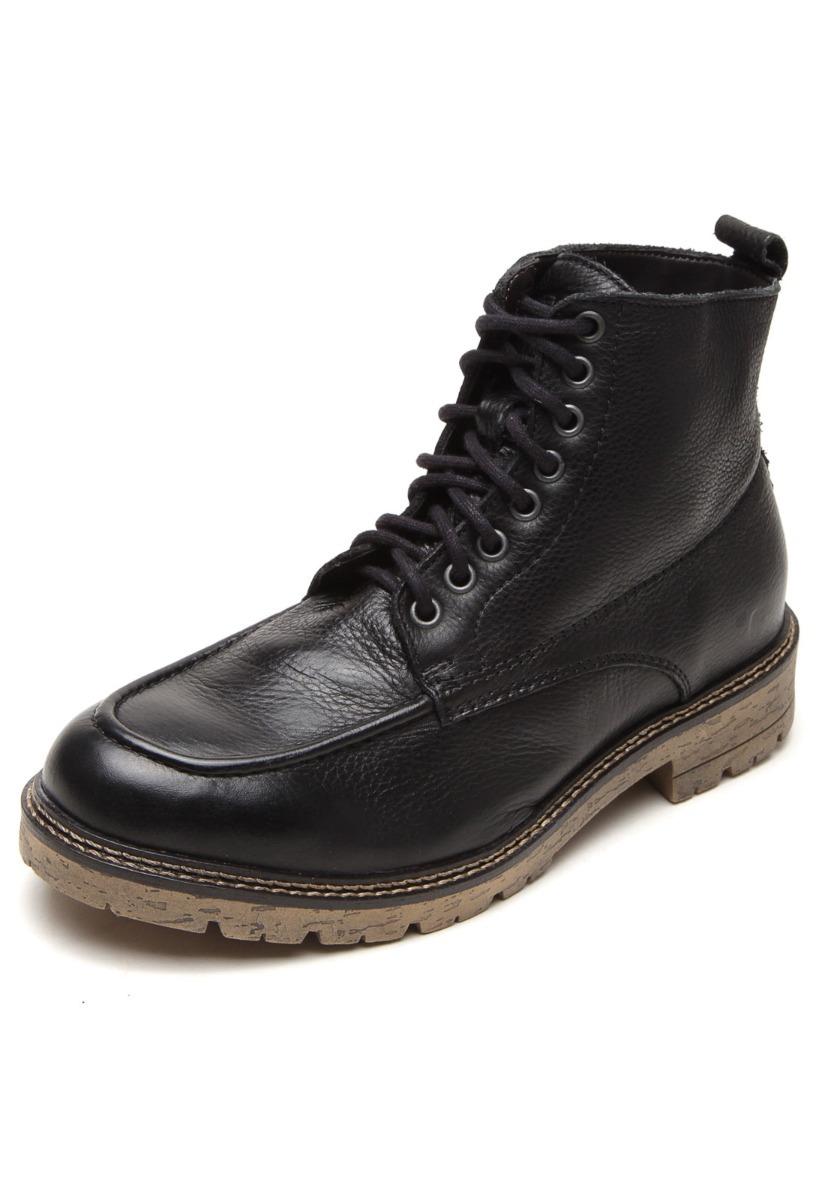e13b319626 bota masculina couro democrata garage bulk. Carregando zoom.