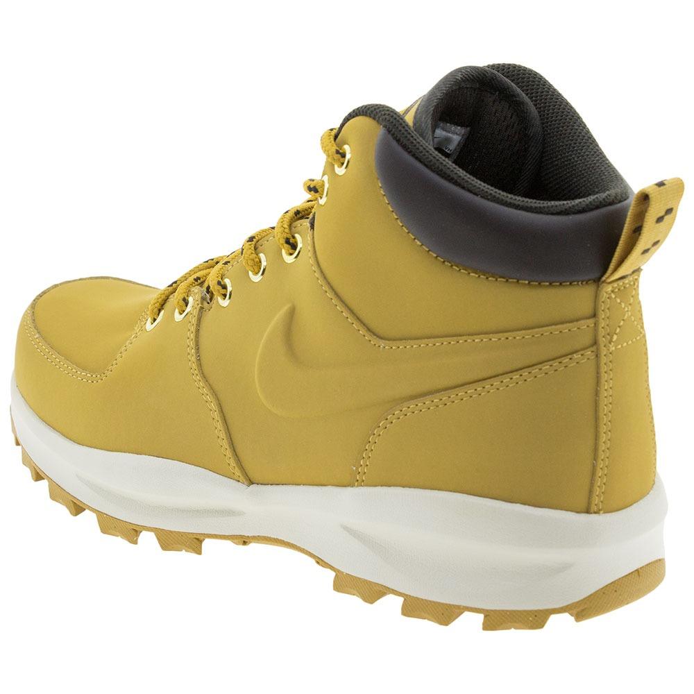 bota masculina manoa leather nike - 454350 amarelo. Carregando zoom. 7fd0907e4a879