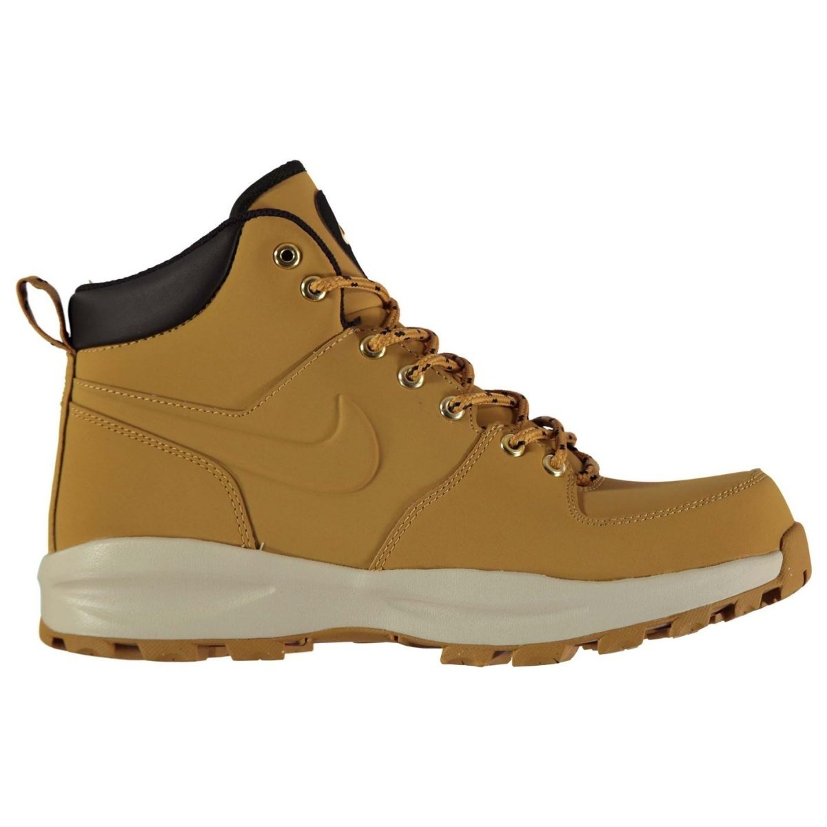 Bota Masculina Nike Manoa Leather 454350-700  b11a5609ac555